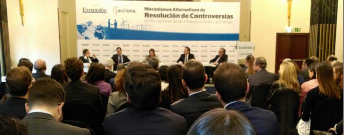 Energía e Infraestructura, arbitraje o mediación hacia la solución deconflictos